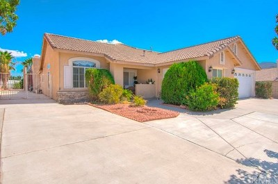 Lake Elsinore Single Family Home For Sale: 30010 N Lake Drive