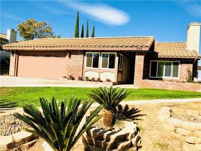 Riverside Single Family Home For Sale: 284 Alderwood Way