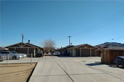 Apple Valley Multi Family Home Active Under Contract: 15379 Tonekai Road