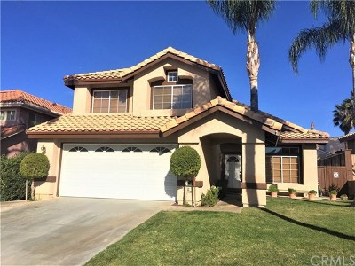 Yucaipa Single Family Home For Sale: 35088 Hollow Creek Drive