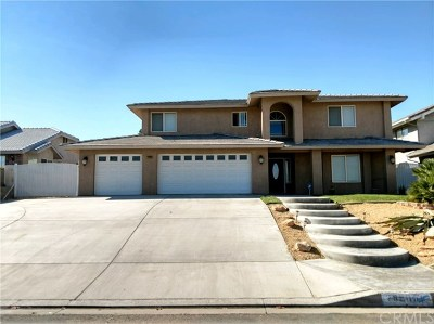Victorville Single Family Home For Sale: 12990 Yellowstone Avenue