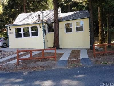 Blue Jay, Cedarpines Park, Crestline, Lake Arrowhead, Running Springs Area, Twin Peaks, Big Bear, Rimforest, Cedar Glen, Arrowbear Single Family Home For Sale: 22936 Cedar Way