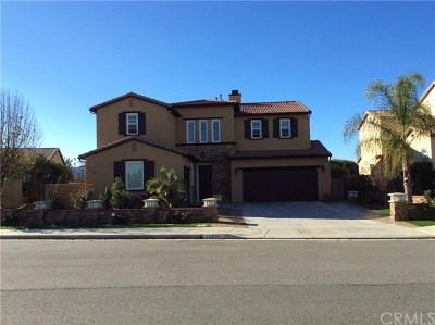 Wildomar Single Family Home For Sale: 35941 Poplar Crest Road