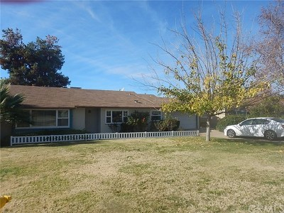 Yucaipa Single Family Home For Sale: 12214 8th Street