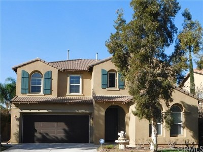Redlands Single Family Home For Sale: 1685 Verona Drive