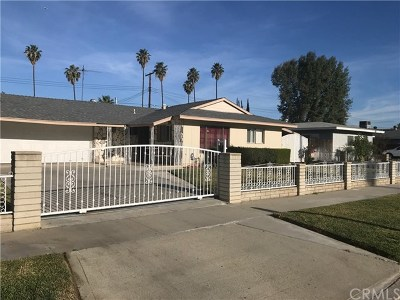 Riverside CA Single Family Home For Sale: $340,000