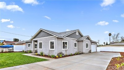 Yucaipa Single Family Home For Sale: 13531 5th St