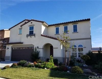 Fontana Single Family Home For Sale: 4795 Clarence Way