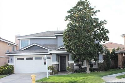 Rancho Cucamonga CA Single Family Home For Sale: $549,990