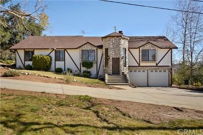 Yucaipa Single Family Home For Sale: 13311 Oak Glen Road