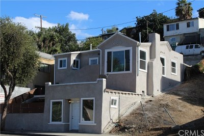 Los Angeles Single Family Home For Sale: 4202 City Terrace Drive