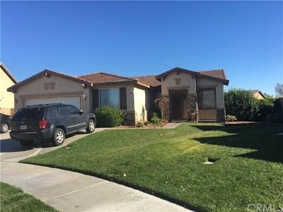 Fontana Single Family Home For Sale: 17426 Birchtree Street