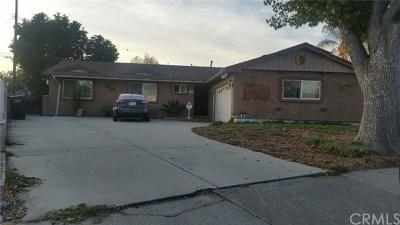 Pomona Single Family Home For Sale: 1625 Densmore Street