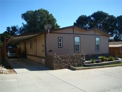 Riverside Mobile Home For Sale: 15181 Van Buren Bl