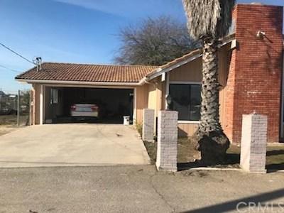 Fresno Single Family Home For Sale: 4160 E Lincoln Avenue