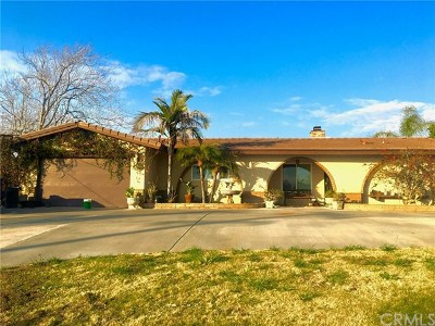 Yucaipa Single Family Home For Sale: 33070 Colorado Street