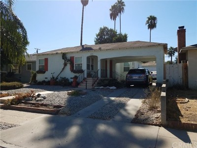 Corona Single Family Home For Sale: 204 W Olive Street