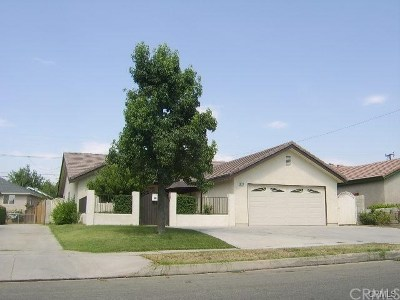 San Bernardino Single Family Home For Sale: 3924 Modesto Drive