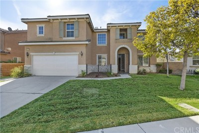 Eastvale Single Family Home For Sale: 14175 Trading Post Court