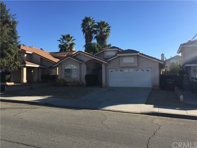 Moreno Valley Single Family Home For Sale: 12930 Lasselle Street