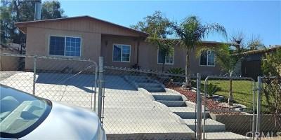 Jurupa Single Family Home For Sale: 9492 52nd Street