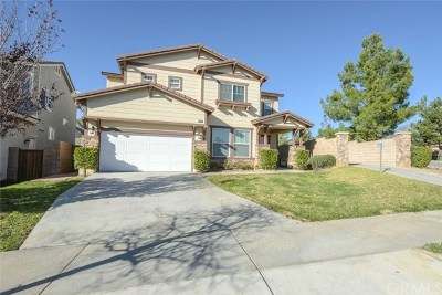 Yucaipa Single Family Home For Sale: 34422 Forest Oaks Drive