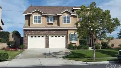 Fontana Single Family Home For Sale: 5385 Campania Way