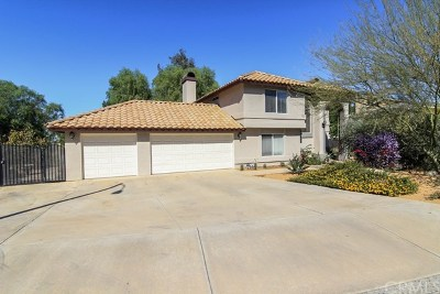 Riverside Single Family Home For Sale: 7855 Westpark Drive