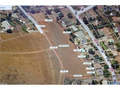 Riverside Residential Lots & Land For Sale: 6621 Lookout Terrace Avenue