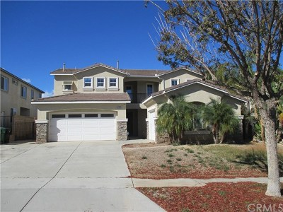 Corona Single Family Home For Sale: 2288 Chateaux Way