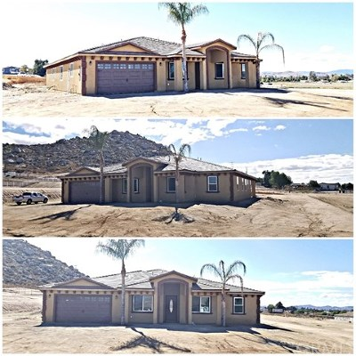 Menifee Single Family Home For Sale: 28413 Calle De Remo