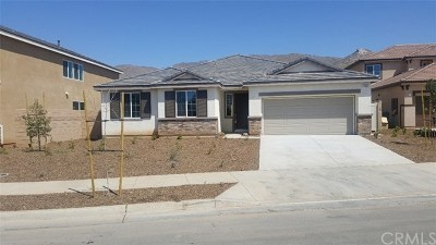 Jurupa Single Family Home For Sale: 12653 Beryl Way