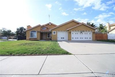 Rialto Single Family Home For Sale: 1016 N Chestnut Avenue