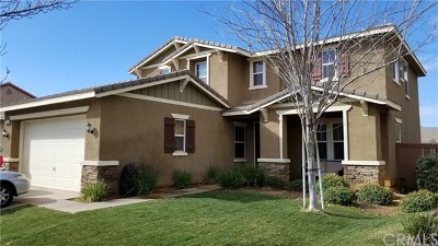 Beaumont Single Family Home Active Under Contract: 1315 Barbetty Way