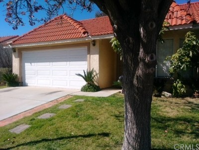 Corona Single Family Home For Sale: 23093 Canyon Hills Drive