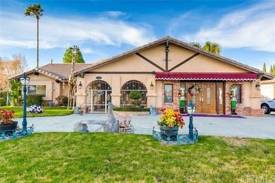 Riverside CA Single Family Home For Sale: $725,000