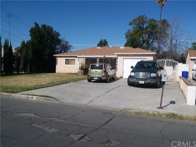 Rialto Single Family Home For Sale: 456 E South Street