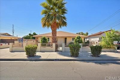 Fontana Single Family Home For Sale: 9670 Oleander Avenue