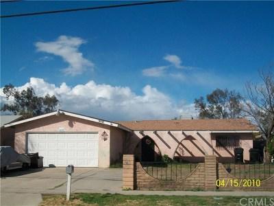 Fontana Single Family Home For Sale: 16142 Ceres Avenue