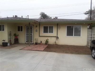 Rialto Single Family Home For Sale: 360 W Heather Street