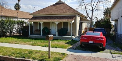 Highland Single Family Home For Sale: 27397 Main Street