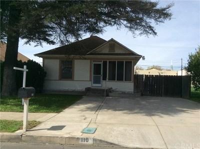 Rialto Single Family Home For Sale: 110 S Olive Avenue