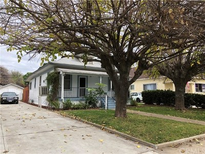 Redlands Single Family Home For Sale: 632 Church Street
