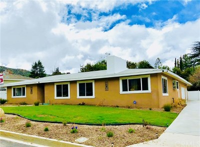 Yucaipa Single Family Home For Sale: 11396 Acropolis Drive