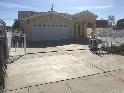Mentone Single Family Home For Sale: 1714 Mentone Blv