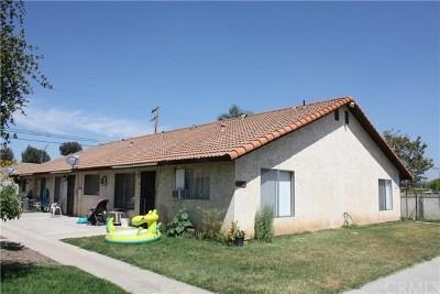 Moreno Valley Multi Family Home For Sale: 24238 Postal Avenue