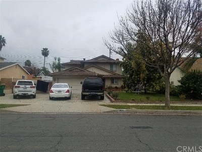 San Dimas Single Family Home For Sale: 424 N Delancey Avenue