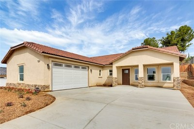 Moreno Valley Single Family Home For Sale: 24940 Metric Drive