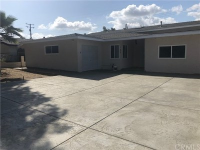 Redlands CA Single Family Home For Sale: $395,000