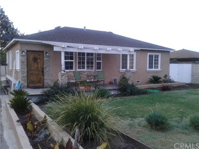 Riverside Single Family Home For Sale: 10844 Cypress Avenue